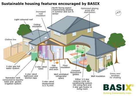 house features basix building sustainability index basix building