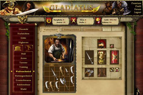 web mod game online gladiatus web game mod db