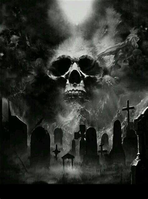 skull graveyard tattoo designs best 25 graveyard ideas on