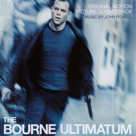 Inlander Album Ultimatum Format the bourne ultimatum original motion picture soundtrack