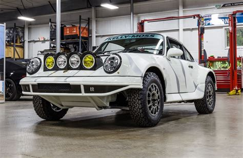 safari porsche safari porsche 964 is up for auction the drive