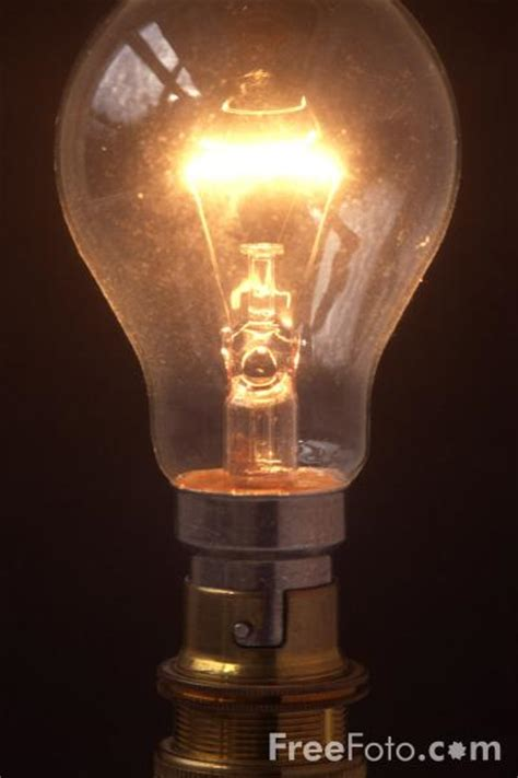 light bulb redirects here
