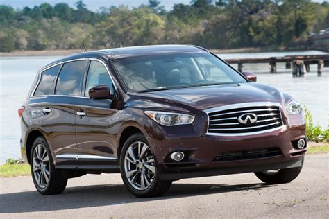 infiniti prices 2013 2013 infiniti jx35 reviews specs and prices cars
