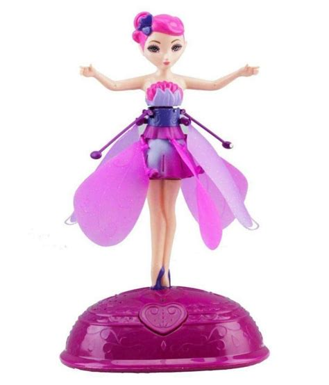 Pink Kitchen Canisters viru pink flying fairy doll