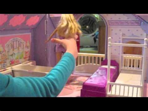barbie house video barbie and ricky moving to a new house youtube