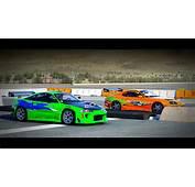 Forza 6 Fast And Furious  Toyota SUPRA Vs Mitsubishi ECLIPSE GS