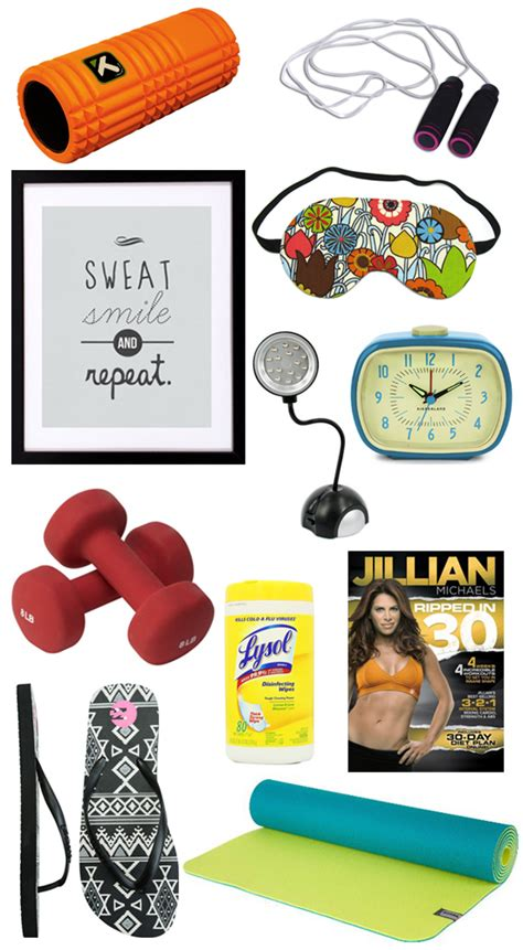 essentials for a room healthy room essentials popsugar fitness