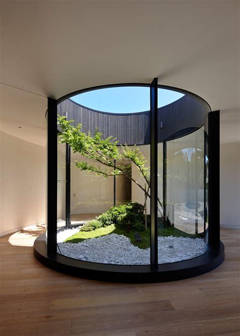 Atrium House by Design Detail An Atrium Adds Nature And Light Inside