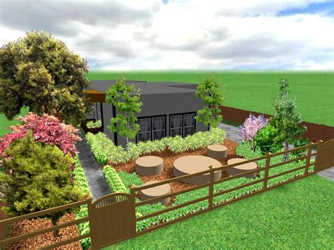 Kitchen Designs Country Style 3d garden design