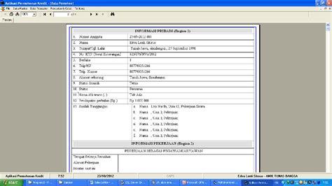 format laporan wali kelas format laporan wali kelas smp contoh laporan wali kelas