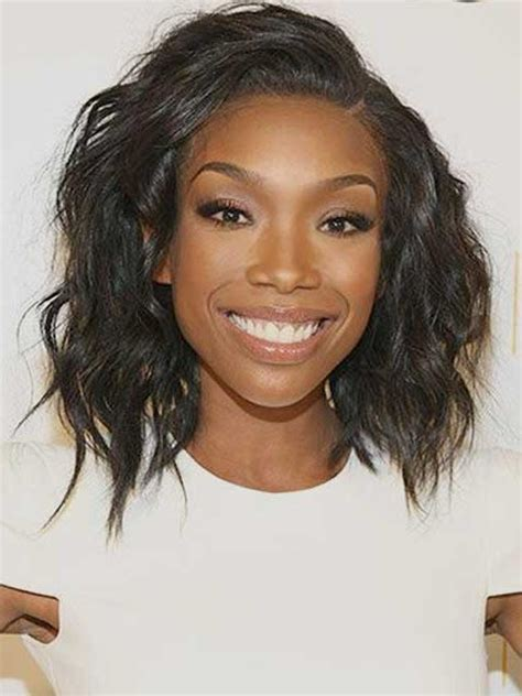 72 best images about bob hairstyles for black women on 15 best of wavy bob hairstyles for black women