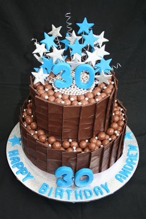 Guys Birthday Cake Decorating Ideas by Leonie S Cakes And 30th Birthday Cake