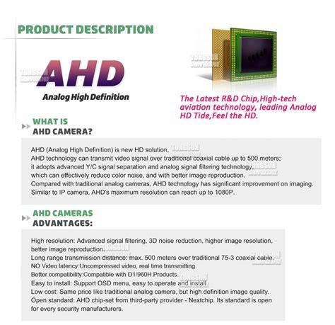 Kamera Outdoor Hd 2mp Ahd 1080p Infrared ahd 1080p 2mp wasserdicht cctv kamera ir sicherheit 2 8
