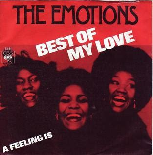 best of emotions best of the emotions song