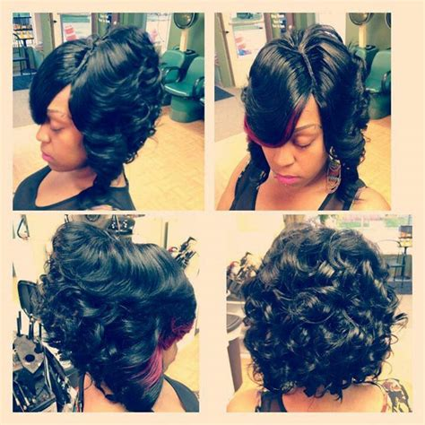 using wand with glove for short bobs curl a bob with a wand hairstylegalleries com