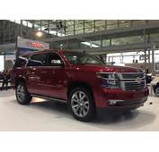 2015 Chevrolet Tahoe  Overview CarGurus