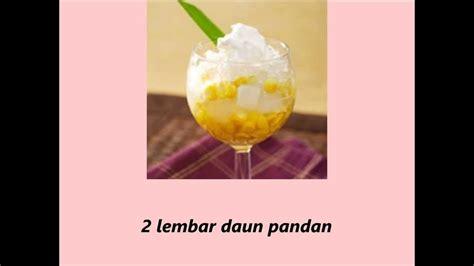 cara membuat es lilin jagung resep membuat minuman es jagung manis youtube