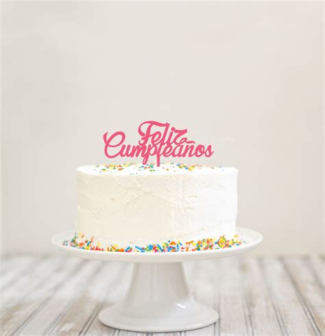 imagenes feliz cumpleaños tortas topper para torta feliz cumplea 241 os letra cursiva