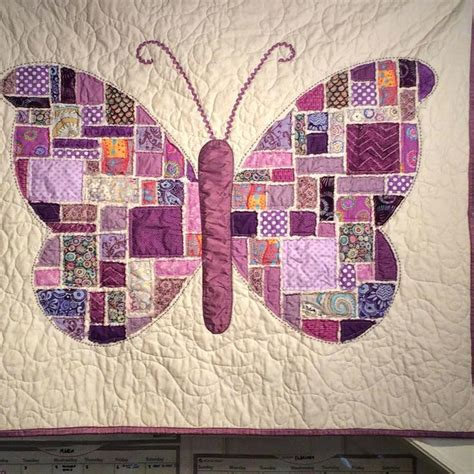 Patchwork Butterfly Pattern - butterfly quilts patterns boltonphoenixtheatre