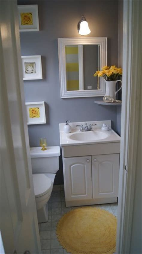 gray bathroom decor 25 best ideas about grey yellow bathrooms on pinterest