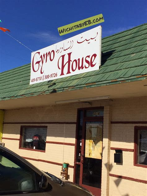 the gyro house gyro house review closed wichita by e b