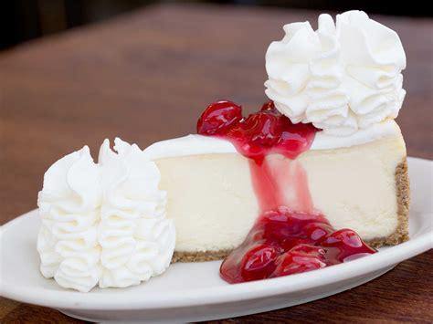 cheesecake factory light menu light cherry cheesecake recipe dishmaps