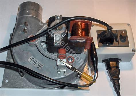 Ac Di variatore di velocita per ventole con motore ad induzione