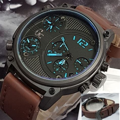 Jual Jam Tangan Luminox Ori jual jam tangan gc time g2190 gc 3 time kw