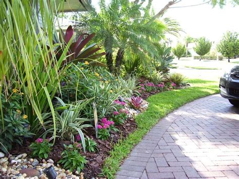 Landscape Ideas In South Florida South Florida Tropical Landscaping Ideas Car Interior Design