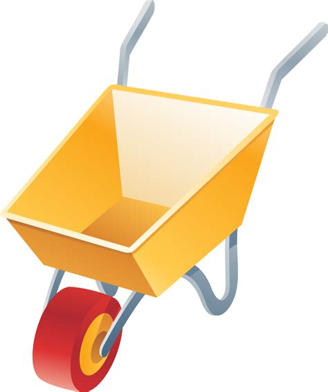 wheelbarrow clipart wheel barrow clip clipart best
