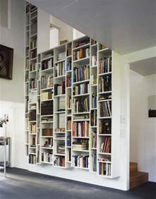 library wall bookshelves 35 clever ideas of how to perfectly store your books at home