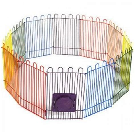 crittertrail playpen with mat for small animals rodent