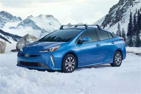 2019 Toyota Prius In Hybrid by 2019 Toyota Prius Awd E Priced At 27 300