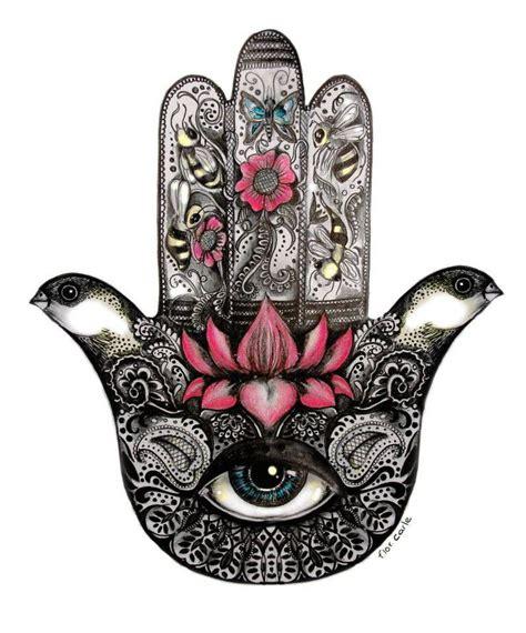 la mano de fatima la mano de fatima dibujos