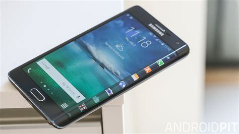 samsung galaxy note edge review     phablet   buy androidpit