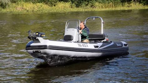 adventure rubberboot adventure rib v 500 new youtube