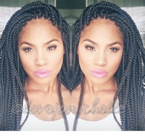 Type Of Hair To Use For Box Braids by Poetic Justice Braids Styles How To Do Styling Pictures