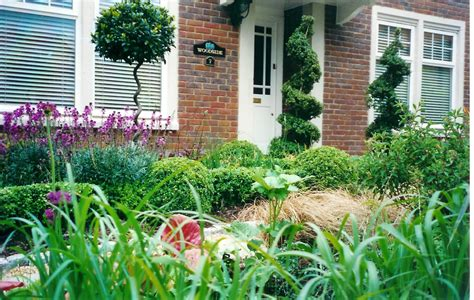 Front Gardens Ideas Homeofficedecoration Large Front Garden Design Ideas