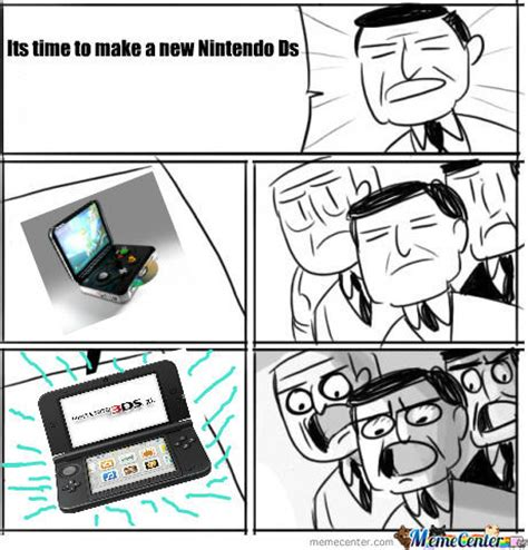 Ds Memes - nintendo 3ds xl by cuteshuffler12409 meme center