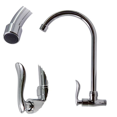 wall mount kitchen faucet with spray m class 001 wall mounted kitchen basin sink faucet spray
