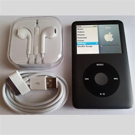 Apple Ipod Classic 512gb Ipod Classic 7th Generation Gray Ssd Flash Drive