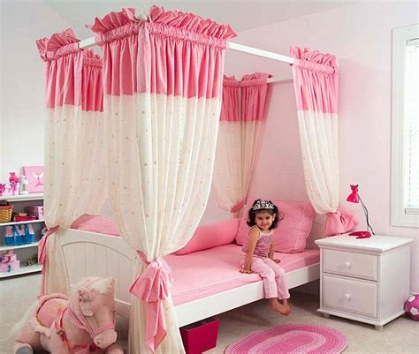 Kid Bedroom Ideas For Girls | 15 cool ideas for pink girls bedrooms digsdigs