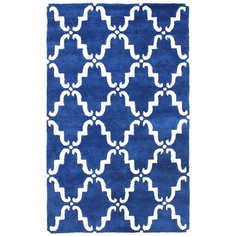 8 X 8 Area Rugs Nuloom Divina Blue 5 Ft X 8 Ft Area Rug Mtvs29d 508 The Home Depot