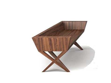 solid wood benches vivian solid wood bench by belfakto