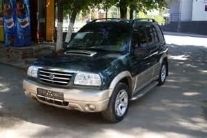 Suzuki Grand Vitara 2001 2001 Suzuki Grand Vitara Pictures Gasoline Manual For Sale