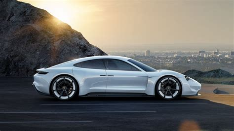 electric porsche supercar porsche mission e wallpaper cars bikes racing