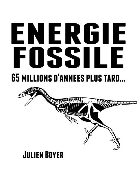 energie fossile tome   millions dannees  tard