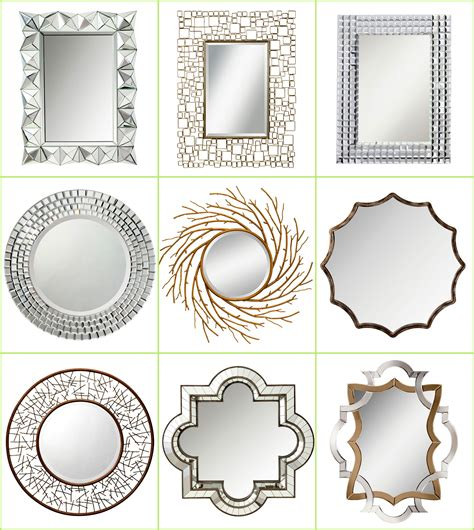 sparkle bathroom mirror gold silver sparkle diamond crystal mirrors sun burst decor