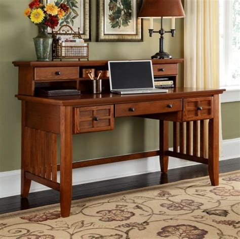 craftsman style computer desk 311 best images about craftsman style office library on