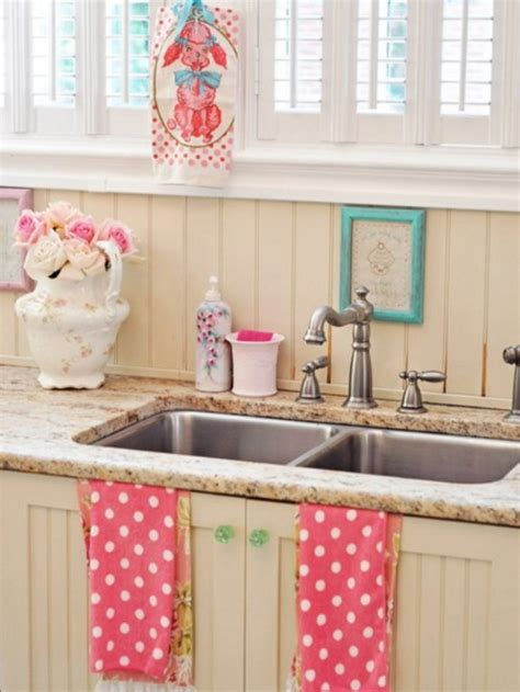 retro kitchen decor vintage yet romantic kitchen to suit your taste